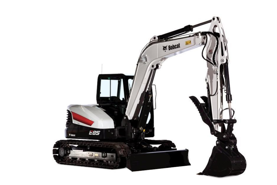 New Bobcat E85 Compact Excavator - For Sale in KS and MO - K C  Bobcat