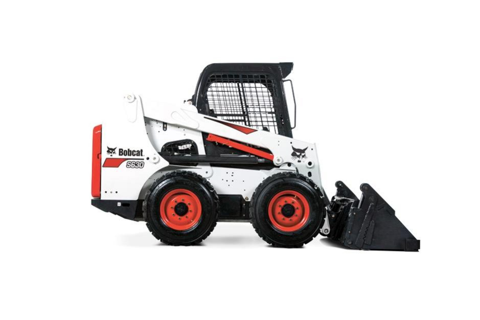 New Bobcat S630 Skid-Steer Loader