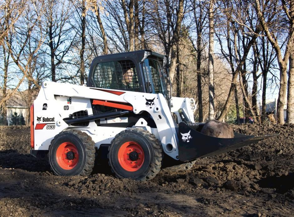 Bobcat S630 Skid-Steer Loader full