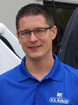 Justin Fish - Service Manager