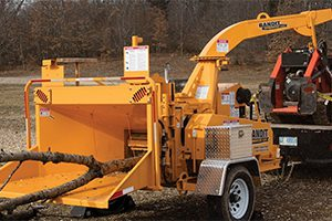 12 Inch Chipper Rental