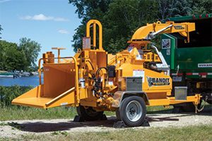 "15"" Chipper Rental"