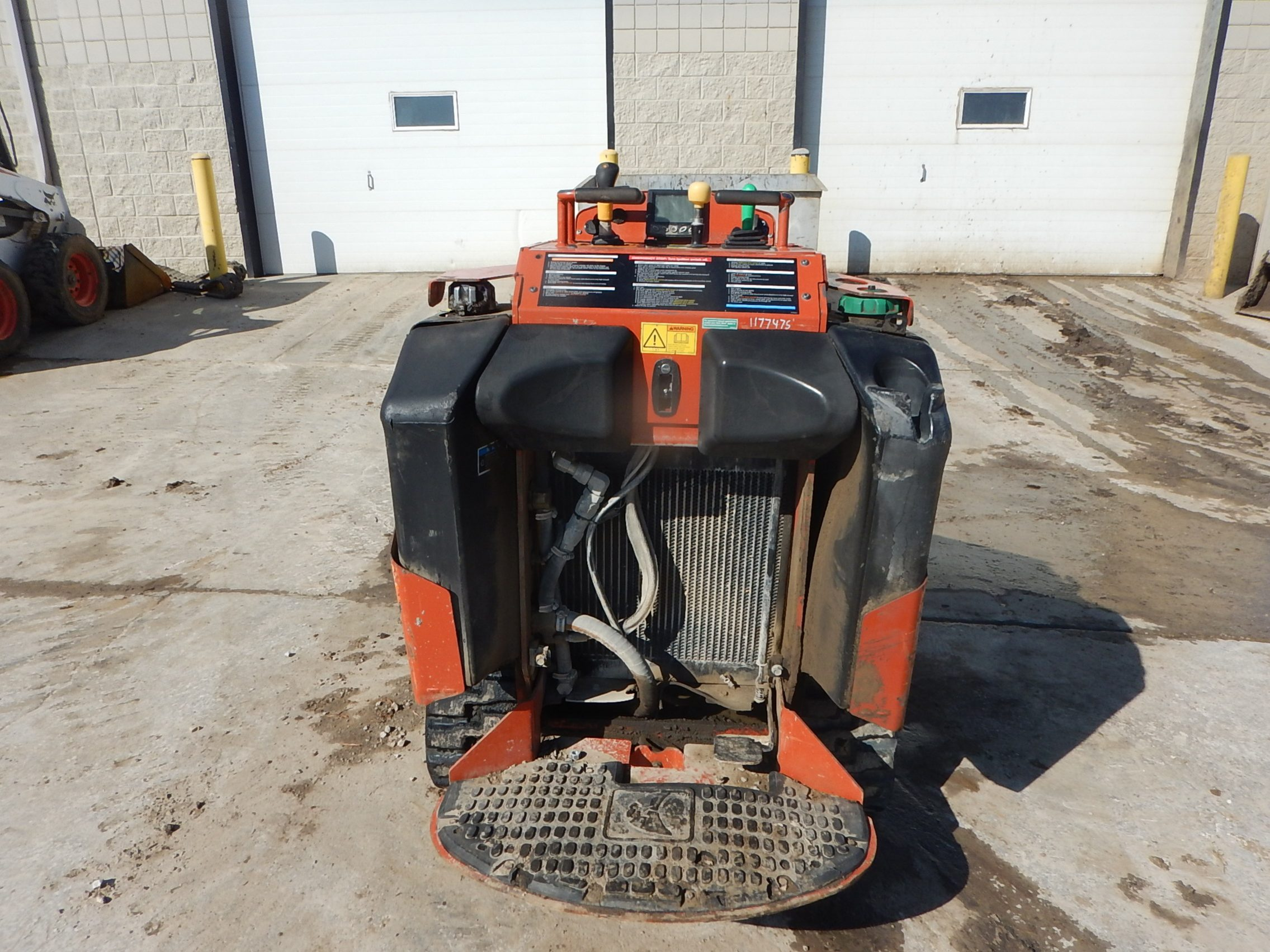 DITCH WITCH SK850 full