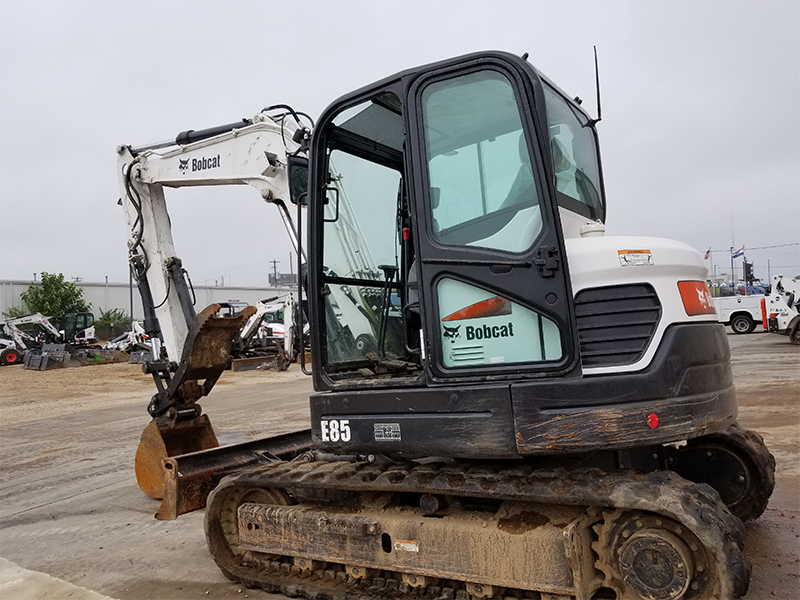 Buy New and Used Compact Construction Equipment in KS & MO