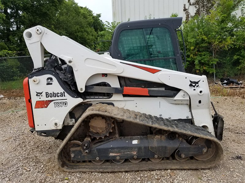 Kansas & Missouri Bobcat Dealer | Skid-Steer Loaders