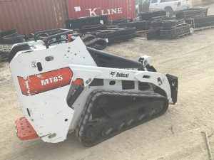 Used 2017 BOBCAT  MT85